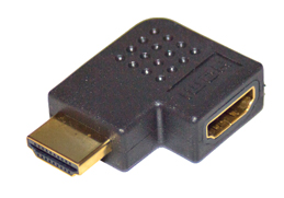 HDMI Angled Adaptor - Direction Left