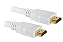 High Speed HDMI Cable V1.4 1080P White - 1M