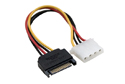 Serial ATA SATA to Molex HDD Power Cable