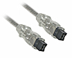 Firewire 800 9 Pin to 9 Pin - 2M (Silver)