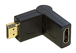 HDMI Multi Angle Adaptor (Hinged)