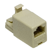 CAT5E RJ45 Crossover Adaptor