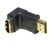 HDMI Right Angled Adaptor - Direction Down