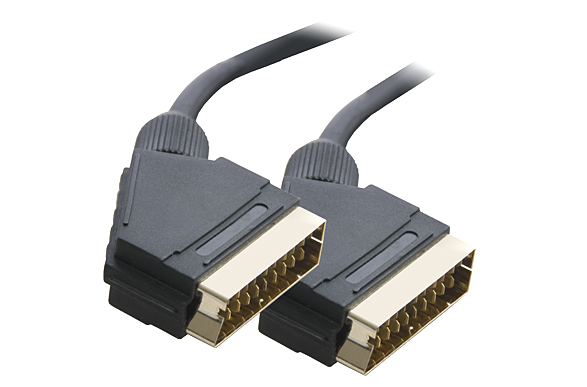 1.5M Scart Cable - Gold Connectors