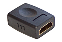 HDMI Coupler - Gold