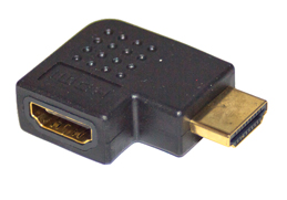 HDMI Angled Adaptor - Direction Right