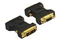 SVGA Female to DVI-A Male Adaptor (Gold)