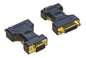 SVGA Male to DVI-A Female Adaptor (Gold)